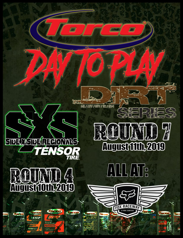 Day to Play - Dirt Series